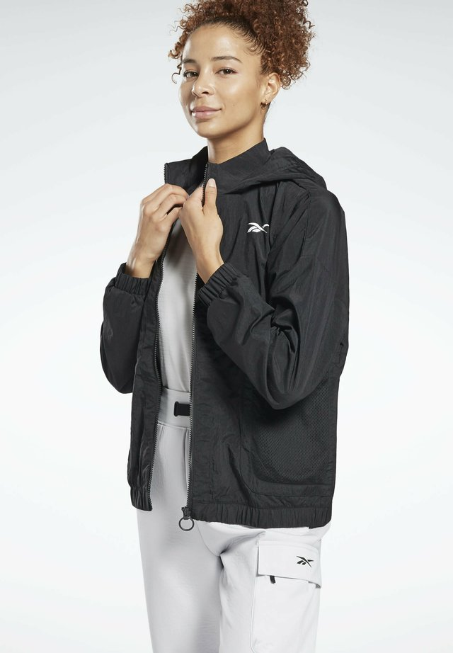 MYT WOVEN JACKET - Windbreaker - black
