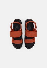 Shaka - WEEKENDER - Sandals - dark terracotta - 3