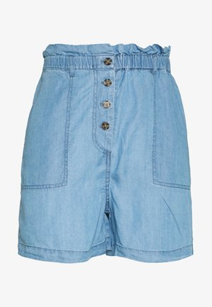 SLKESIA SHORTS - Shortsit - medium blue denim