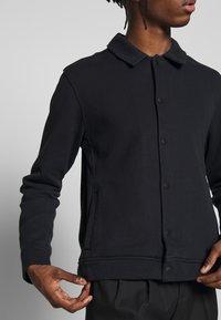 Topman - POP - Summer jacket - black - 5