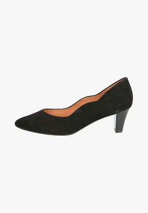 PUMPS - Pumps - black suede