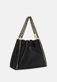 MICHAEL Michael Kors - MINA CHAIN TOTE - Handbag - black - 2