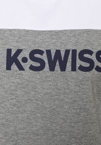 K-SWISS - HERITAGE SPORT WARM-UP - Mikina -  melange/white - 2