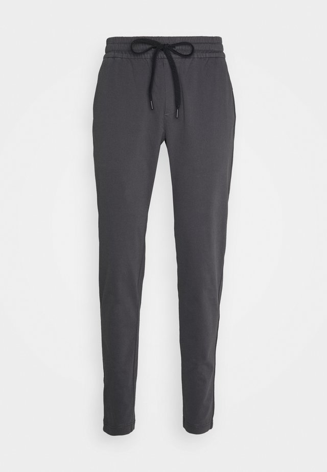 PULL ON - Trousers - blackened pearl