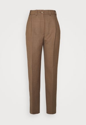 LUCAS - Pantalones - brown