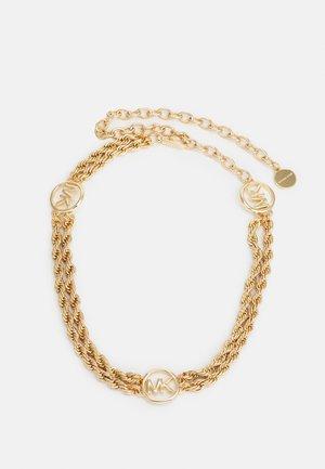 CHAIN BELT - Riem - gold-coloured