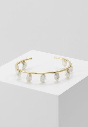 APRIL SNOW BANGLE - Bracelet - gold
