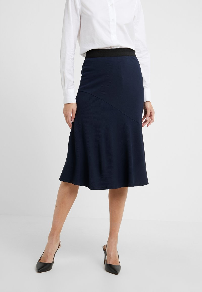 By Malene Birger - TASSIA - A-line skirt - night sky