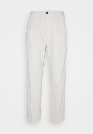 BOSTON - Trousers - grayness