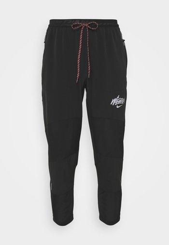 7/8 PANT - Pantaloni sportivi - black