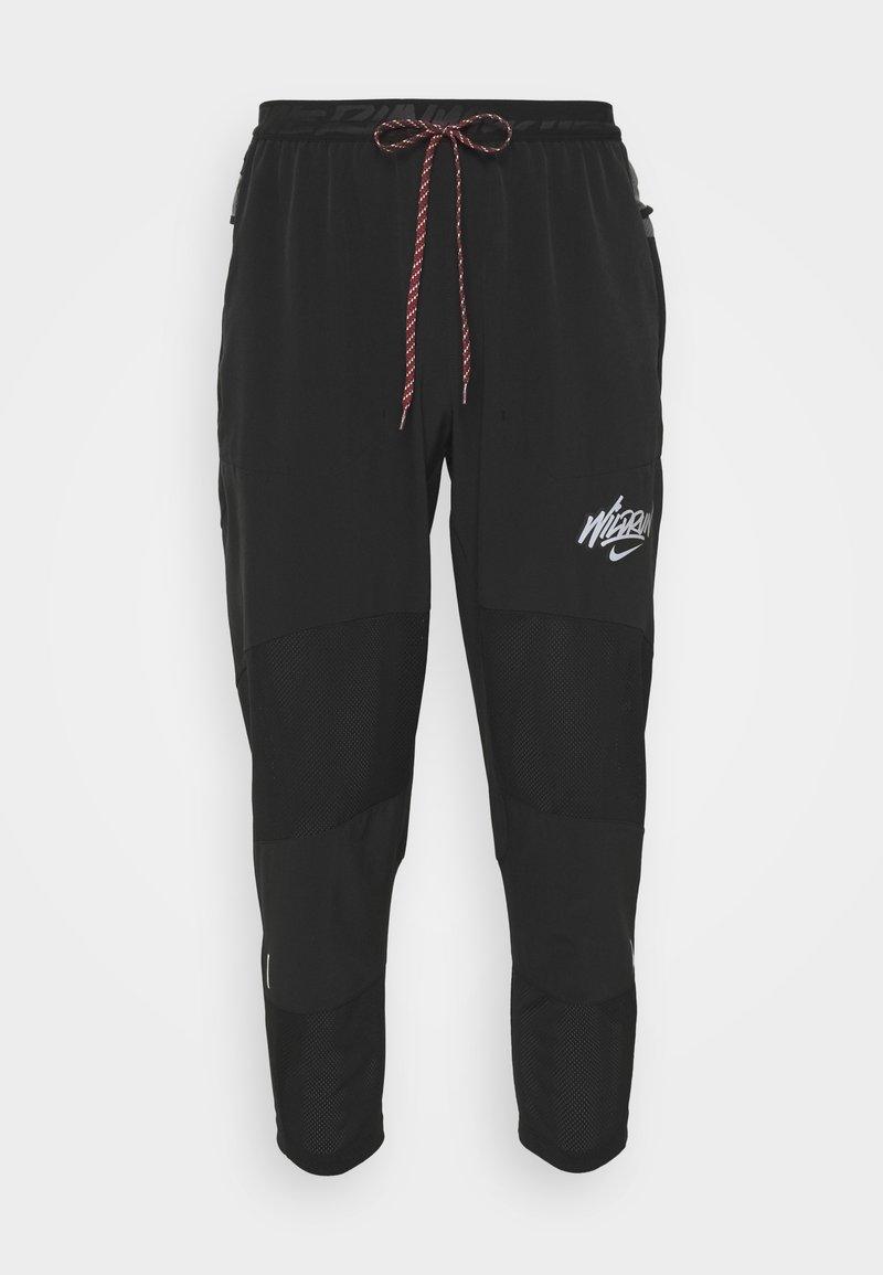 Nike Performance - 7/8 PANT - Træningsbukser - black
