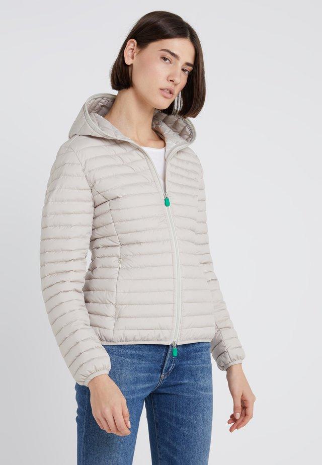 RECY - Light jacket - sand beige