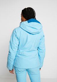 State of Elevenate - ZERMATT JACKET - Skijacke - aqua blue - 2