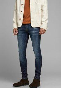 Jack & Jones - Jeans Skinny Fit - blue denim - 0