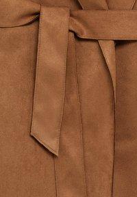 Violeta by Mango - CLARA - Short coat - bruin - 3