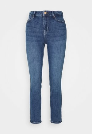 PCLILI - Jeans Skinny Fit - medium blue denim