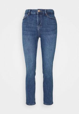 PCLILI - Skinny džíny - medium blue denim