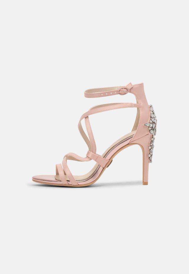CLAUDIA - Sandali - blushed pink