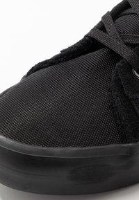 Replay - BASKIN - Sneakers alte - black - 5