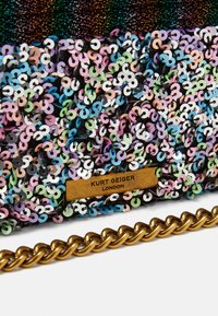 Kurt Geiger London - SEQUINS MINI KENS BAG - Across body bag - multicolor - 4