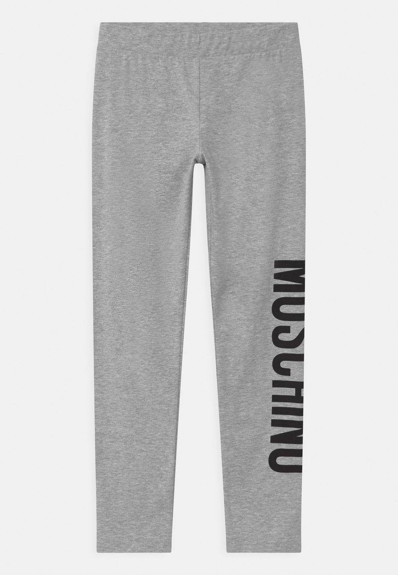 MOSCHINO - Leggings - Trousers - grey