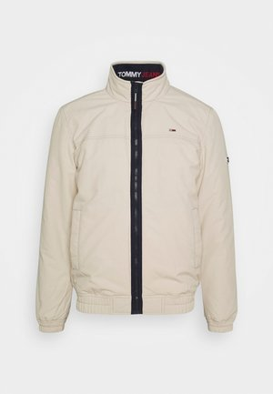 ESSENTIAL PADDED JACKET - Light jacket - smooth stone