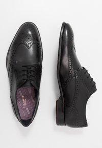 Ted Baker - TRVSS - Smart lace-ups - black - 1