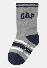 GAP - BOYS LOGO 4 PACK UNISEX - Sokken - white/grey/black - 1