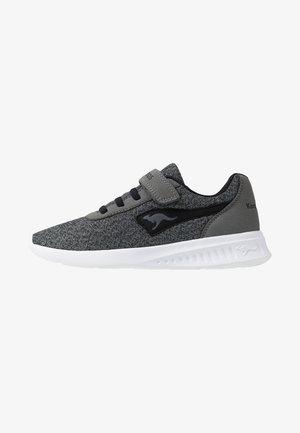 CURVE - Trainers - steel grey/jet black