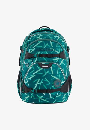 SCALERALE - School bag - cybergreen