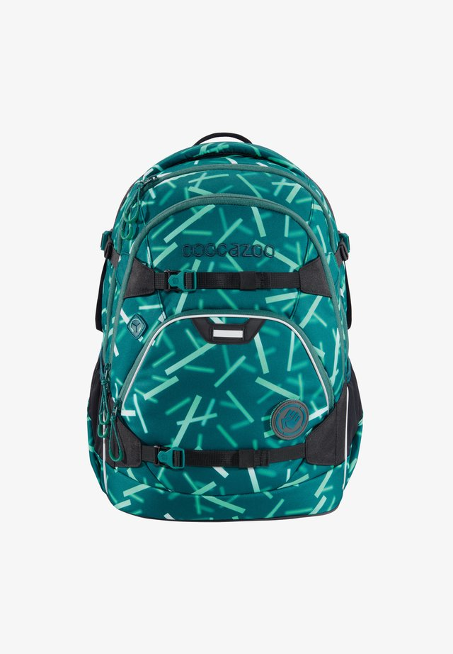 SCALERALE - School bag - cybergreen