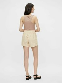 Pieces - Shorts - almond buff - 2