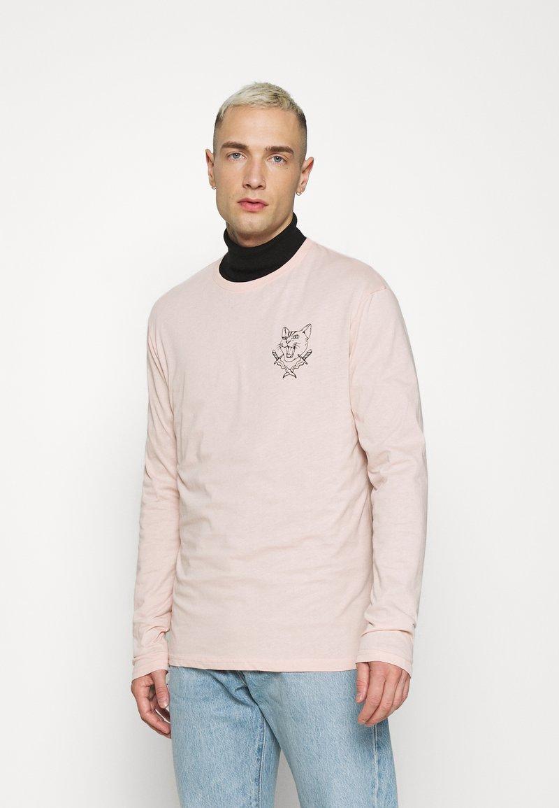 YOURTURN - UNISEX - Långärmad tröja - pink