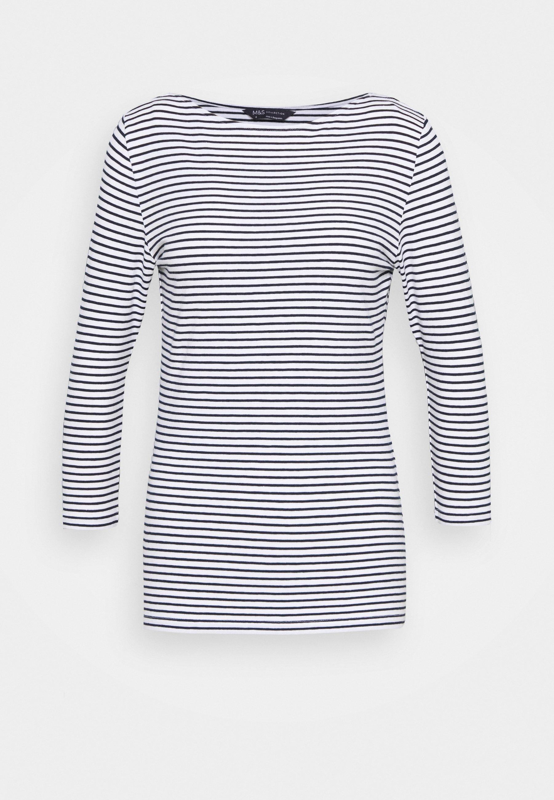 Donna FITTED SLASH - Maglietta a manica lunga