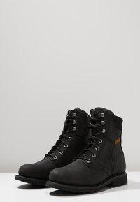 Harley Davidson - DARNEL - Cowboy/biker ankle boot - black - 2