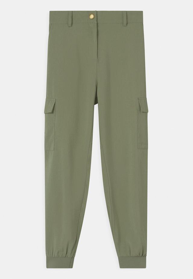 ARLENE - Cargo trousers - dusty green