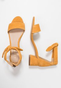 mint&berry wide fit - Sandals - yellow - 3