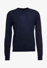 Hackett London - CREW - Strikpullover /Striktrøjer - midnight - 4