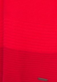 Esprit - CORE VNECK - Strikkegenser - red - 2