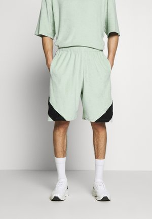 RIPLEY - Tracksuit bottoms - mint