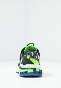 Skechers - MEGA-CRAFT - Baskets basses - black/blue/lime - 4