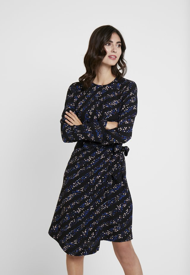 LYDIE - Day dress - black