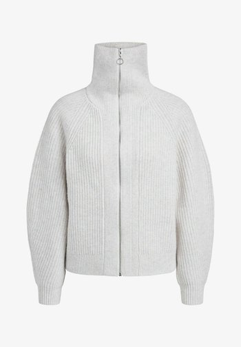 Cardigan - offwhite melange