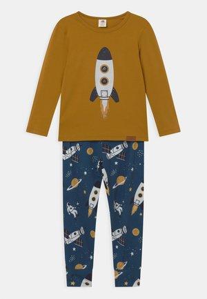 SPACE TRIP UNISEX - Pyjama set - dark blue