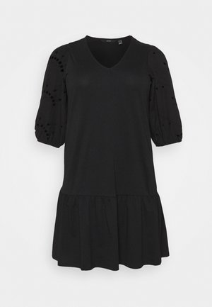 VMALLARIAS DRESS  - Day dress - black