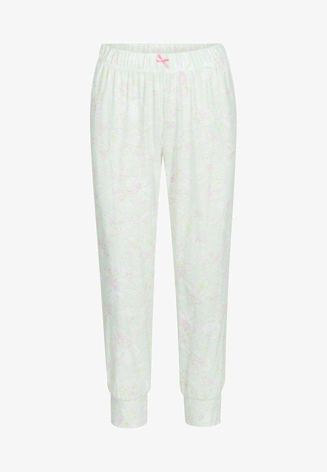 Pyjamabroek - mellow green
