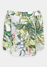 Desigual - BLOUSE LIGHT - Blouse - white - 1