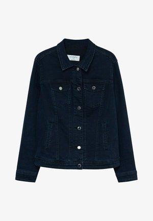 SARAH - Denim jacket - intensives dunkelblau