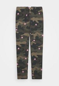 GAP - GIRL LEG - Legíny - khaki - 0