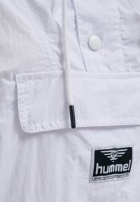 Hummel Hive - CALISTA - Windbreaker - white - 3